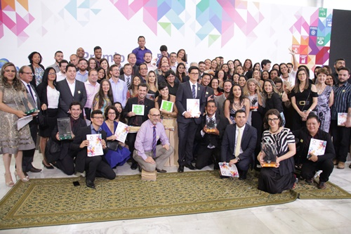 Winners of the SDGs Brazil 2018 awards - Odebrecht Foundation