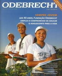 Edição 125 - Relatório Anual 2005 - Odebrecht