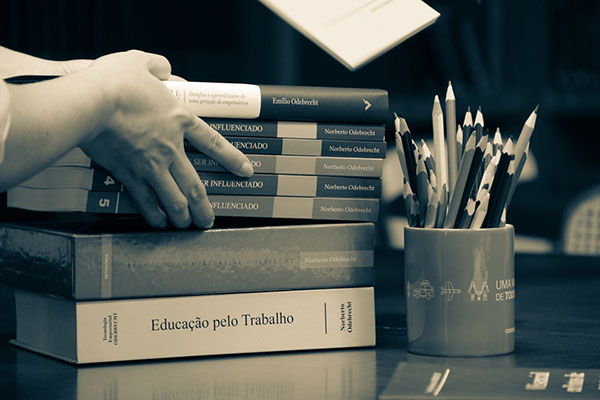 Livros da TEO trazem os valores recebidos por Norberto Odebrecht ao longo da vida