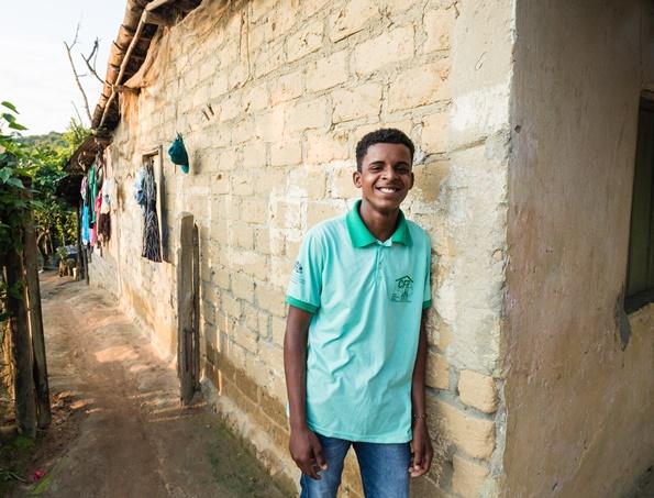 O Tributo ao Futuro viabiliza doações para projetos sociais no Baixo Sul da Bahia